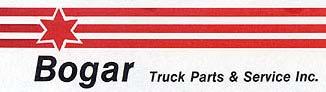 Bogar Truck Parts & Service Inc. Logo